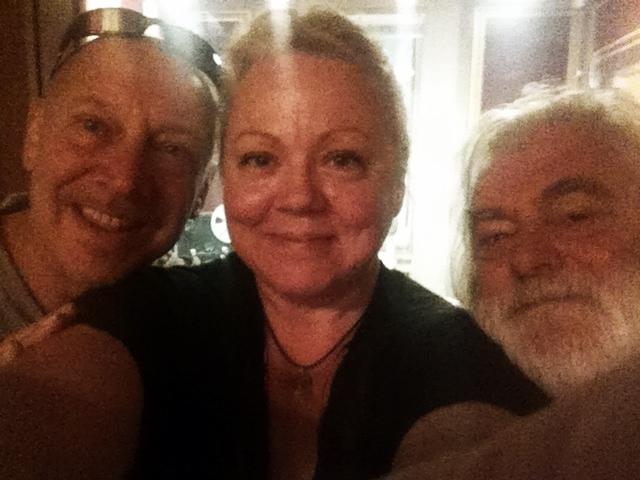 Russell Morris and Brian Cadd