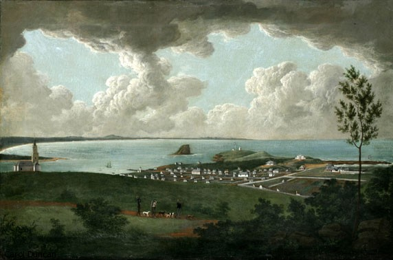 National Gallery of Australia director visits Newcastle's colonial treasures exhibition
